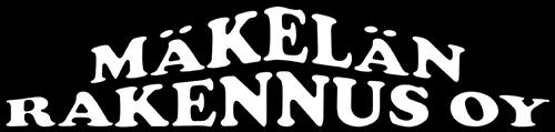 Mäkelanrakennus Logo Valk